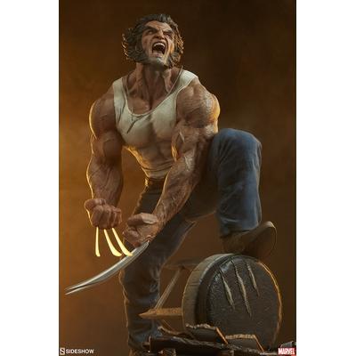Statuette Marvel Premium Format Logan 38cm