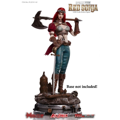 Figurine Red Sonja Steampunk Red Sonja Classic Version 29cm