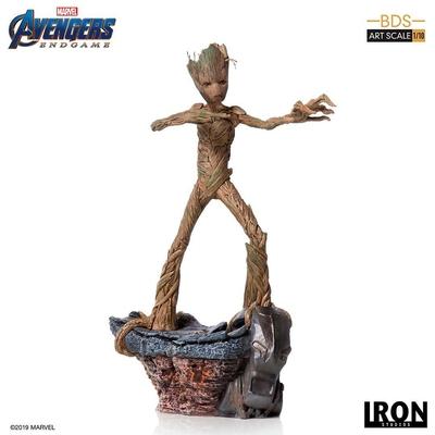 Statuette Avengers Endgame BDS Art Scale Groot 24cm
