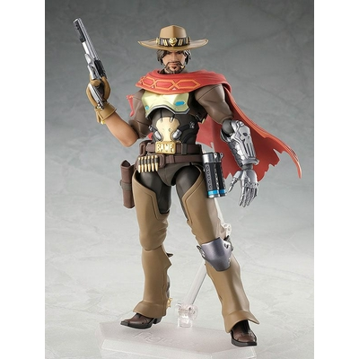 Figurine Figma Overwatch McCree 16cm