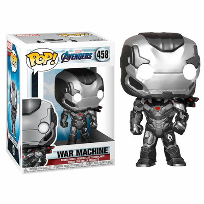 Figurine Avengers Endgame Funko POP! War Machine 9cm