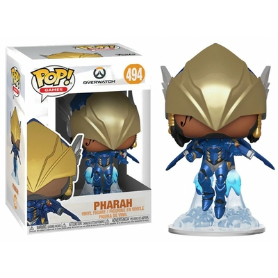 Figurine Overwatch Funko POP! Pharah Victory Pose 9cm