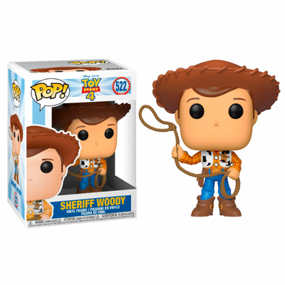 Figurine Toy Story 4 Funko POP! Disney Woody 9cm
