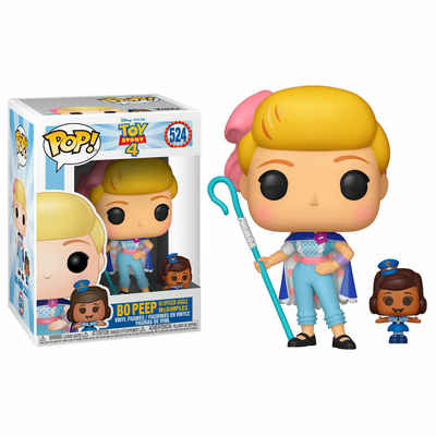 Figurine Toy Story 4 Funko POP! Disney Peep with Officer McDimples 9cm