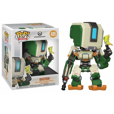 Figurine Overwatch Funko POP! Bastion 15cm