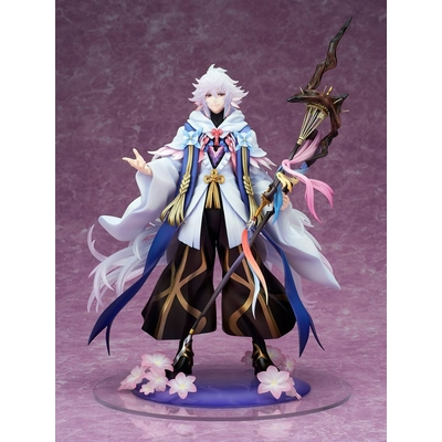 Statuette Fate Grand Order Caster Merlin Limited Distribution 28cm