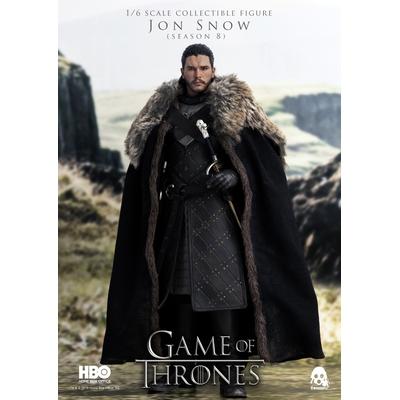Figurine Game of Thrones Jon Snow (Season 8) 29cm