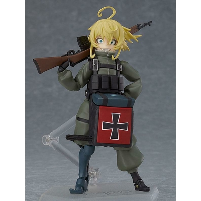 Figurine Figma Saga of Tanya the Evil - The Movie Tanya Degurechaff 13cm