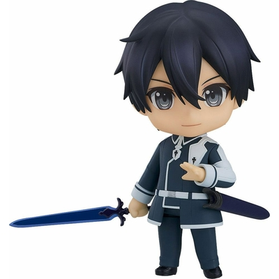 Figurine Nendoroid Sword Art Online Alicization Kirito Elite Swordsman Ver. 10cm