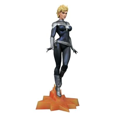 Statuette Marvel Gallery Captain Marvel Agent of S.H.I.E.L.D. SDCC 2019 Exclusive 25cm