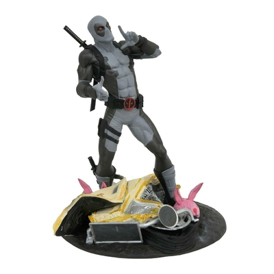 Statuette Marvel Gallery Deadpool X-Force Taco Truck SDCC 2019 Exclusive 25cm