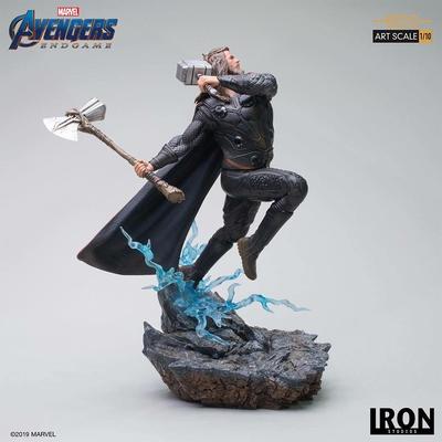 Statuette Avengers Endgame BDS Art Scale Thor 27cm