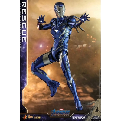 Figurine Avengers Endgame Movie Masterpiece Series Diecast Rescue Pepper Potts 31cm