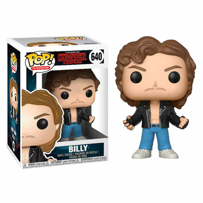 Figurine Stranger Things Funko POP! Billy at Halloween 9cm