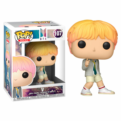 Figurine BTS Funko POP! Rocks V 9cm