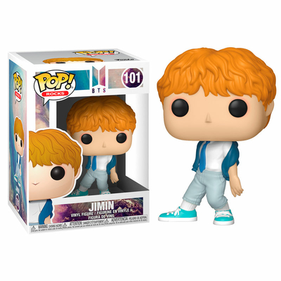 Figurine BTS Funko POP! Rocks Jimin 9cm