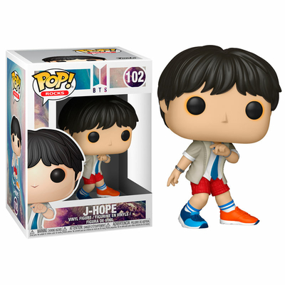Figurine BTS Funko POP! Rocks J-Hope 9cm
