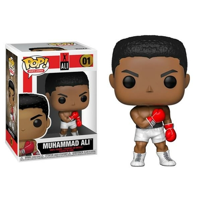 Figurine Muhammad Ali Funko POP! Sports Muhammad Ali 9cm