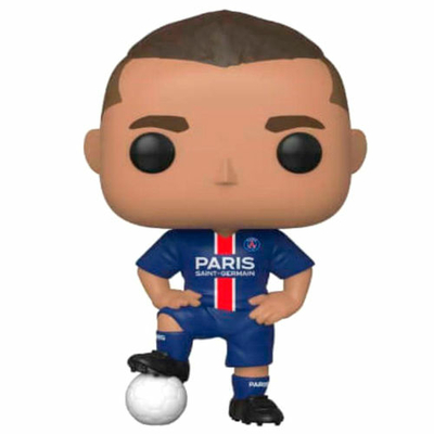 Figurine Football Funko POP! Marco Veratti PSG 9cm
