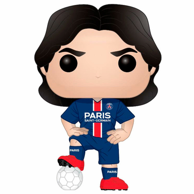 Figurine Football Funko POP! Edinson Cavani PSG 9cm