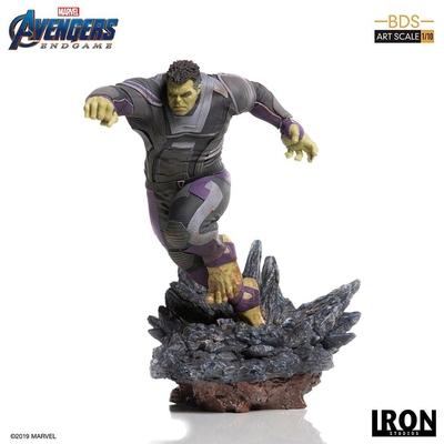 Statuette Avengers Endgame BDS Art Scale Hulk 22cm