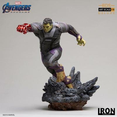 Statuette Avengers Endgame BDS Art Scale Hulk Deluxe Ver. 22cm