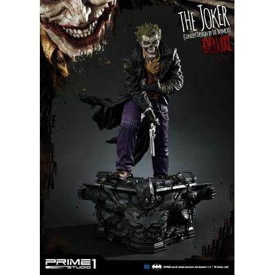 Statue DC Comics The Joker by Lee Bermejo Deluxe Version 71cm