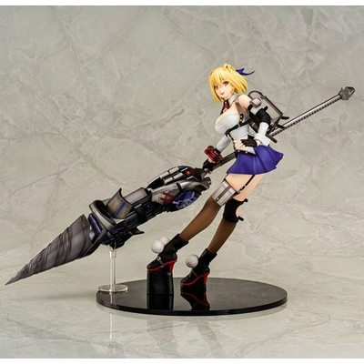 Statuette God Eater 3 Claire Victorious Smiling Ver. AmiAmi Exclusive 23cm