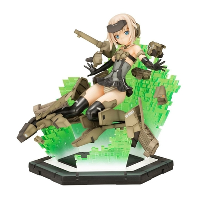 Statuette Frame Arms Girl Gourai Session Go!! 18cm