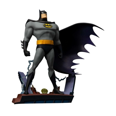 Statuette Batman The Animated Series ARTFX+ Batman Opening Sequence Ver. 21cm