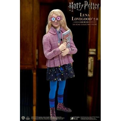 Figurine Harry Potter My Favourite Movie Luna Lovegood Casual Wear Limited Edition 26cm