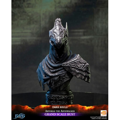 Buste Dark Souls Grand Scale Artorias the Abysswalker 40cm