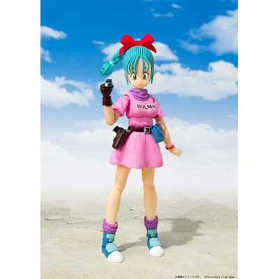 Figurine Dragon Ball S.H. Figuarts Bulma 14cm