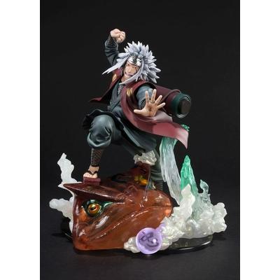 Statuette Naruto Shippuden Figuarts Zero Jiraiya Kizuna Relation 20cm