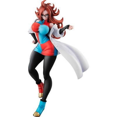 Statuette Dragon Ball Gals Android 21 - 21cm