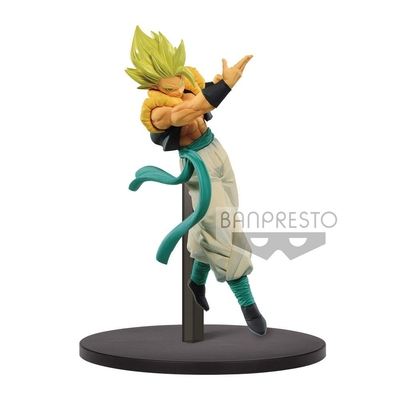 Statuette Dragon Ball Super Match Makers Super Saiyan Gogeta 16cm