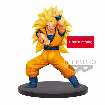 Statuette Dragon Ball Super Chosenshiretsuden Super Saiyan 3 Son Goku 16cm