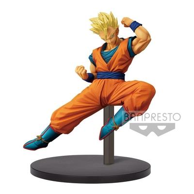 Statuette Dragon Ball Super Chosenshiretsuden Super Saiyan Son Gohan 16cm