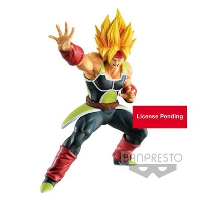 Statuette Dragon Ball Z Posing Series Super Saiyan Bardock 17cm