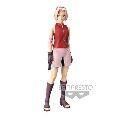 Figurine Naruto Shippuden Grandista Shinobi Relations Haruno Sakura 23cm