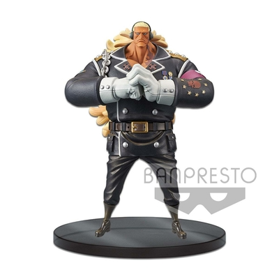 Statuette One Piece Stampede DXF Grandline Men Bullet 17cm
