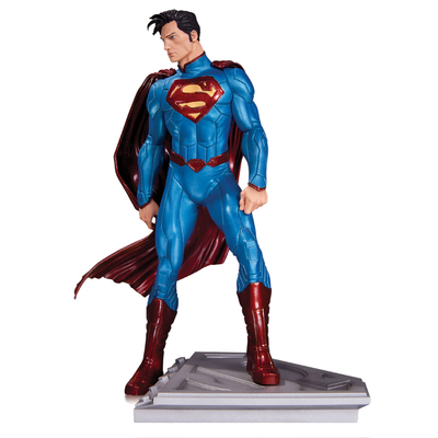 Statuette Superman The Man Of Steel - John Romita Jr. 18 cm