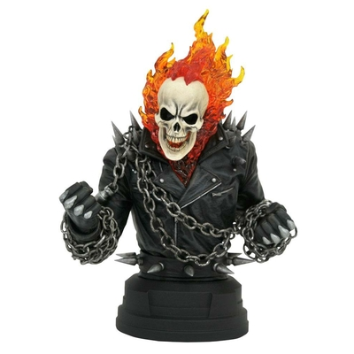 Buste Marvel Ghost Rider 15cm