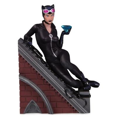 Statuette Batman-Villain Catwoman (partie 1 sur 6) 12cm