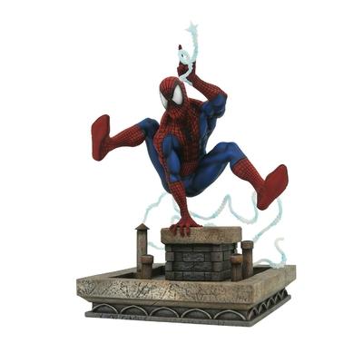 Diorama Marvel Gallery 90's Spider-Man 20cm