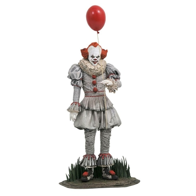 Diorama Ça Chapitre 2 Gallery Pennywise 25cm