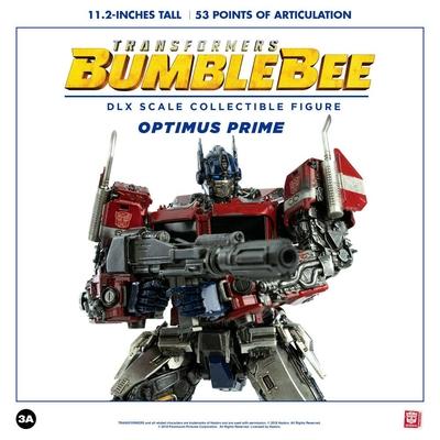 Figurine Bumblebee DLX Scale Optimus Prime 28cm