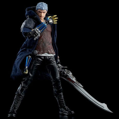 Figurine Devil May Cry 5 Nero 16cm