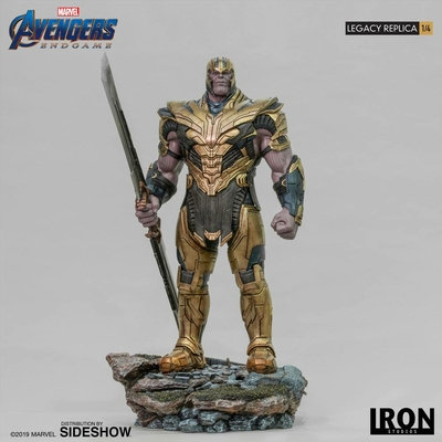 Statuette Avengers Endgame Legacy Replica Thanos 78cm