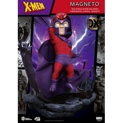 Figurine X-Men Egg Attack Magneto Deluxe Ver. 17cm